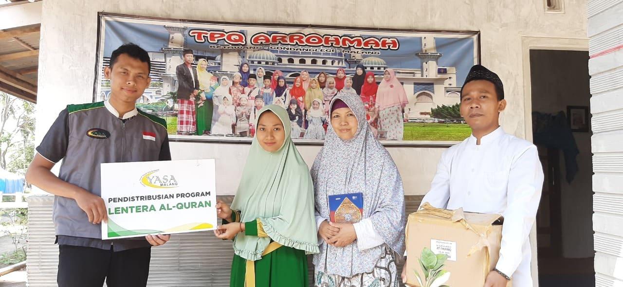 Lentera Al Quran YASA Malang