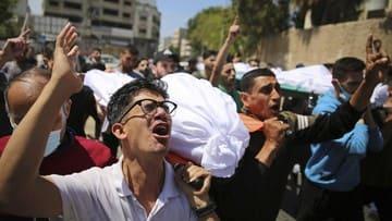korban serangan udara israel di jalur gaza palestina 1 169
