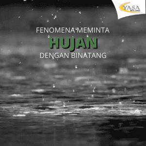 meminta hujan dalam islam