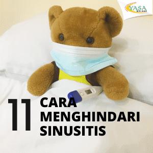 Mencegah Sinusitis
