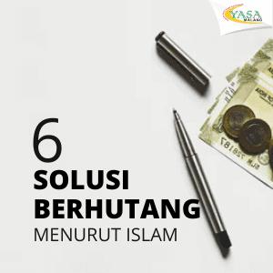 6 Solusi Berhutang Menurut Islam