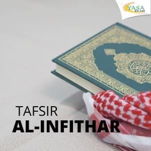 Tafsir Surah Al-Infithar