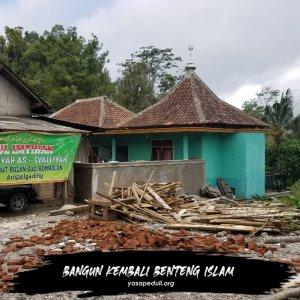 Yasa Peduli Bantu Pondok Asy Syafi'iyah