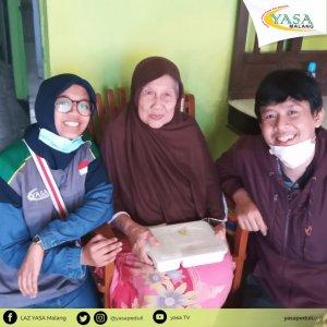 Relawan Pejuang Perubahan Dan Lansia Malang