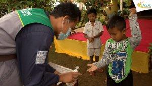 Bakti Sosial dan Cek KEsehatan Donomulyo